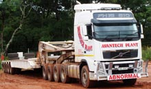 Volvo FH16 Lowbed